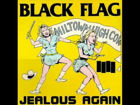 Black Flag - Jealous Again [Full Ep]