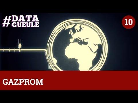 Gazprom - #DATAGUEULE 10