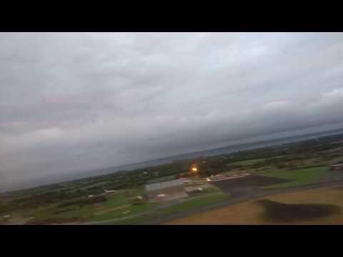 Belfast international  september 2016 Early morning take off to Palma majorca