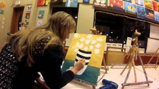 US Painting Class (60 Second Review)