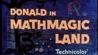 Donald no País da Matemágica (Completo - Dublado - 720p HD)
