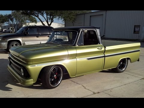 1966 Chevy C10 Truck Build One Year Later Youtube