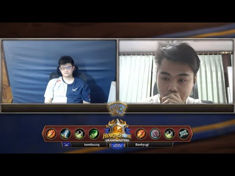 tom60229 vs Bankyugi - Finals - Hearthstone Grandmasters Asia-Pacific 2020 Season 2 - Playoffs