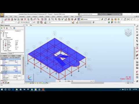 6. Autodesk Robot Structural Analysis 2017-Loads