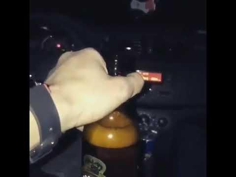Alkol Snapleri Araba Bira