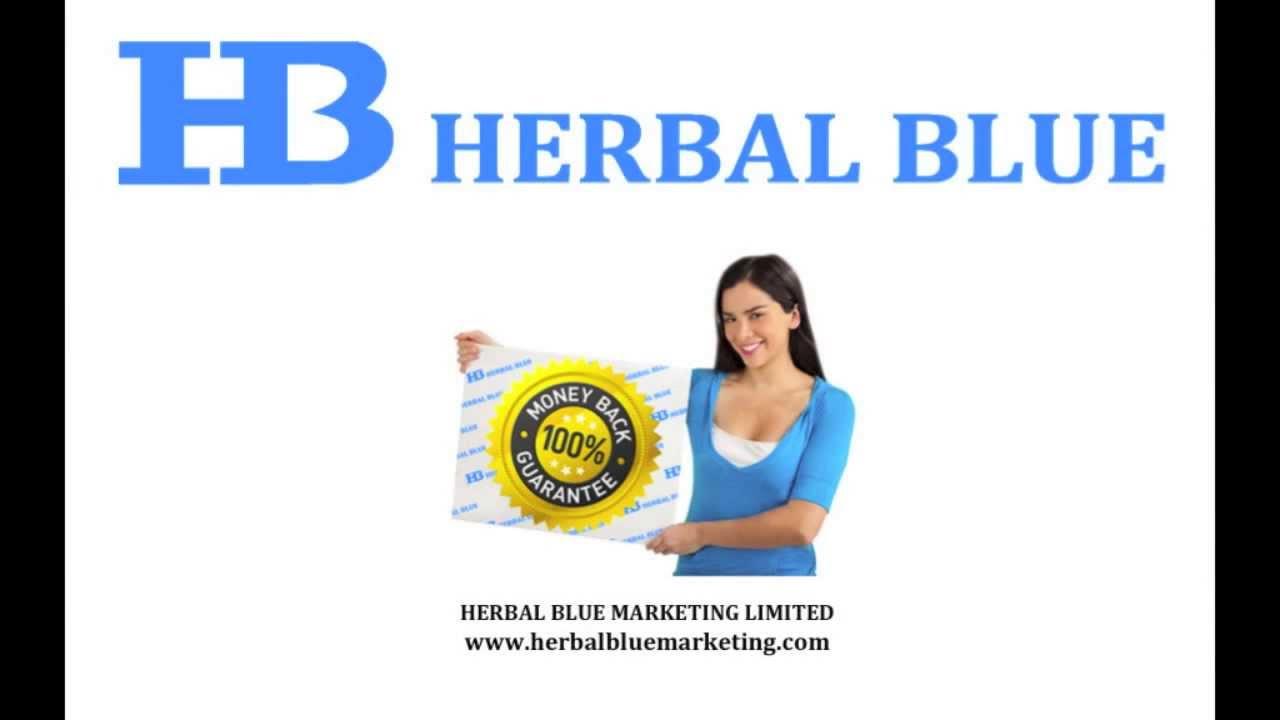 herbal blue pill