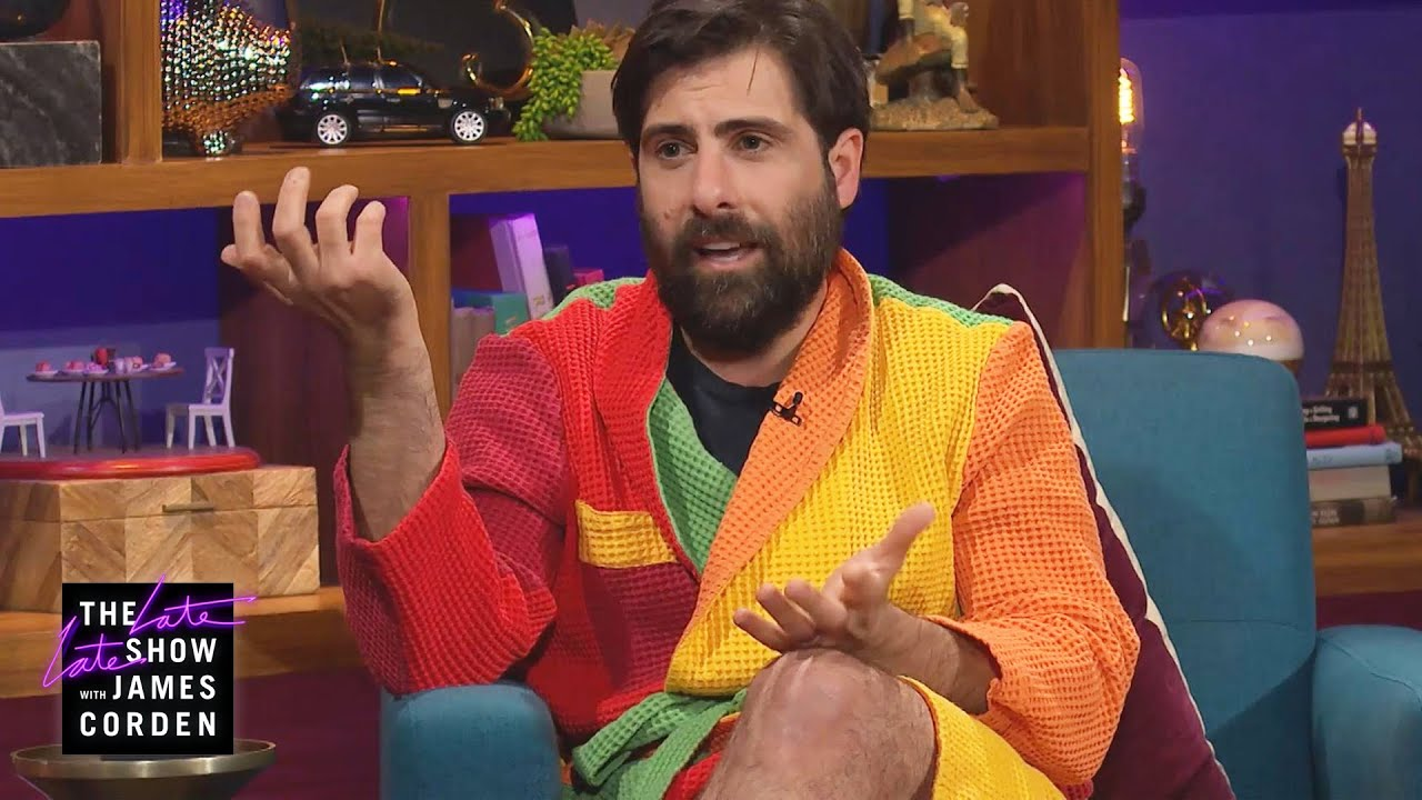 Jason Schwartzman Is Slowly Transitioning from Quarantine