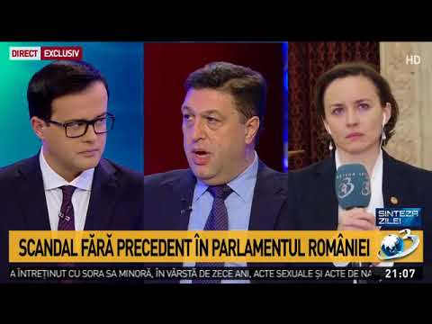 """Senatorul PSD Şerban Nicolae, după scandalul cu deputata USR Cosette Chichirău: """"Îmi pare rău"""