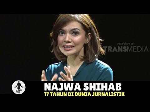 NAJWA SHIHAB : 17 TAHUN DI DUNIA JURNALISTIK | HITAM PUTIH (08/01/18) 2 - 4