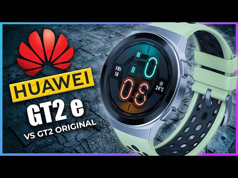 Huawei GT2e Vs Huawei GT2 - What's The Difference?