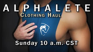 Alphalete Try On Haul #2 | New Releases