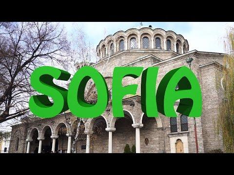 THE CAPITAL OF BULGARIA - Free Sofia Tour