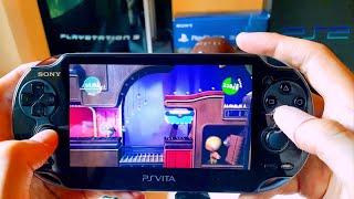 LittleBigPlanet Gameplay - PS Vita 2019