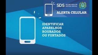 Alerta Celular(SDS PE) Recupere seu celular roubado