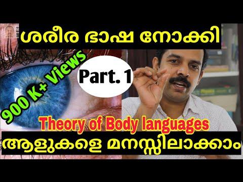 How to read Body languages of others?|ശരീര ഭാഷ നോക്കി ആളുകളെ മനസ്സിലാക്കാം.|Part 1