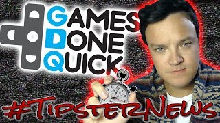 GoldenEye Speedrunner RWhiteGoose Under Fire for Offensive Comments & Banned from GDQ | #TipsterNews