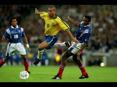 Ronaldo vs France 1997 (Tournoi de France)