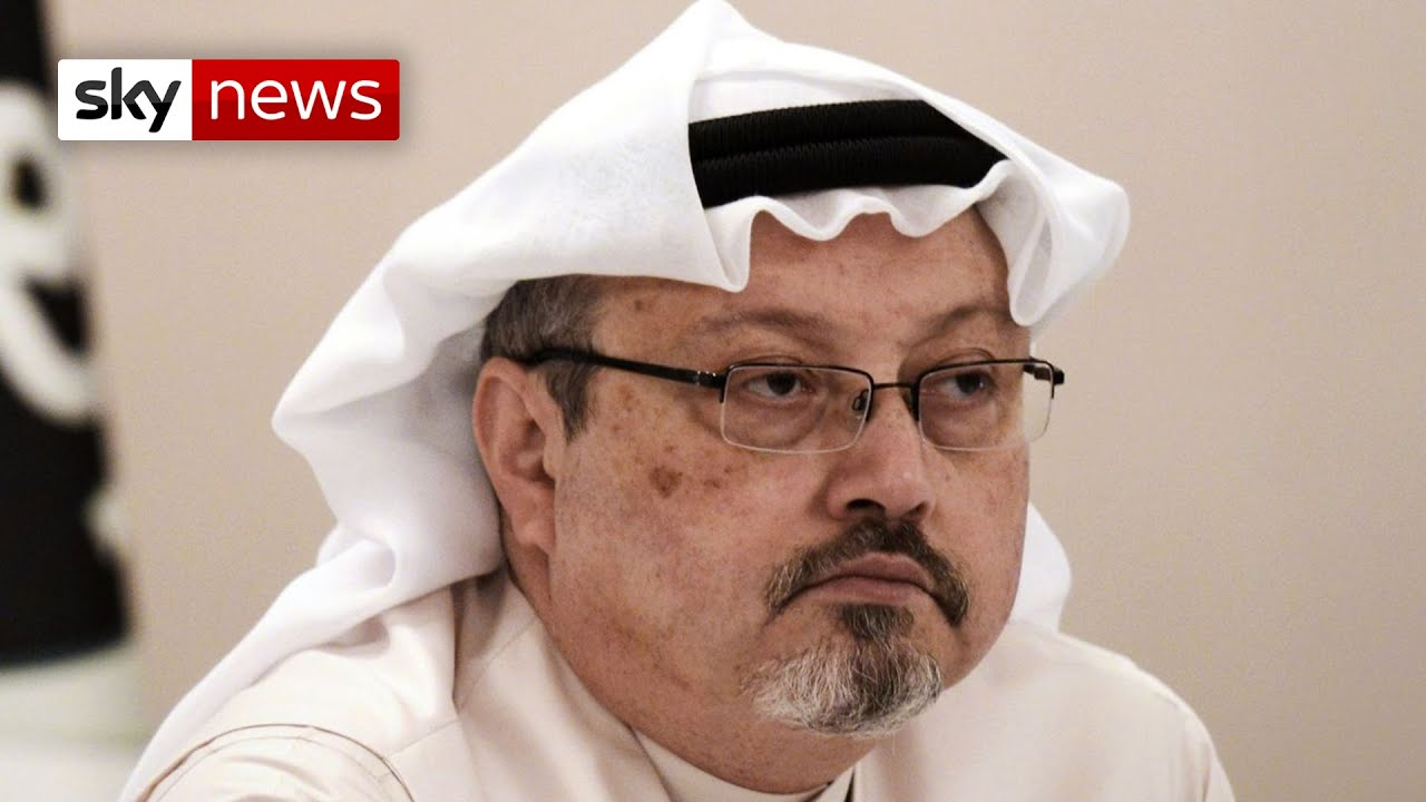 Five people sentenced to death over Khashoggi murder