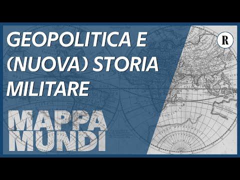 Geopolitica e storia militare: la grande guerra per l'Eurasia