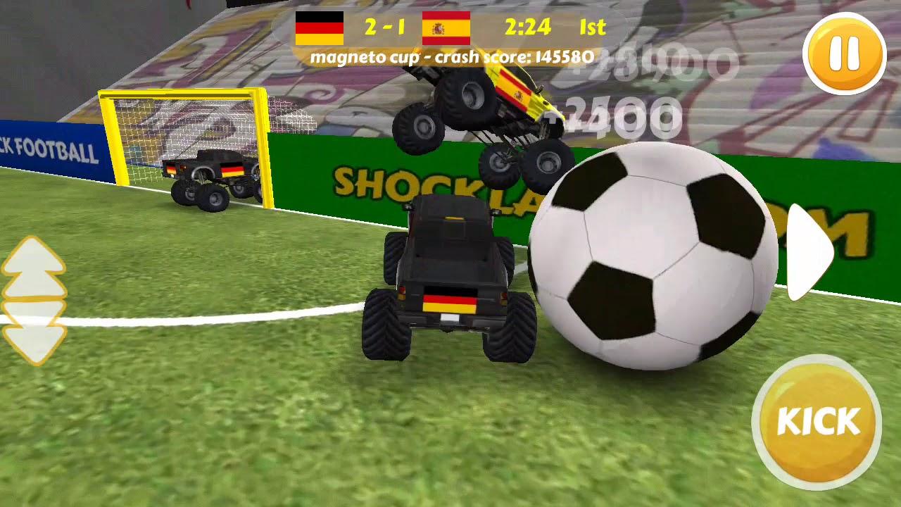 Auto Fußball