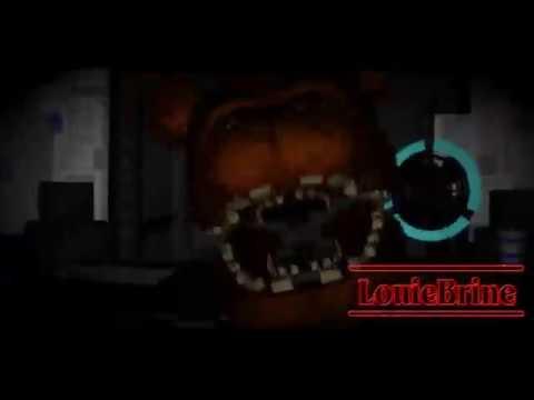 MMD FNAF: Old Freddy Jumpscare