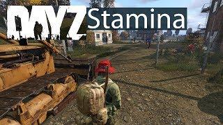 DayZ Xbox One Gameplay Stamina Guide & Jill Loss Server Lag