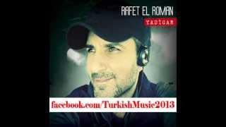 Rafet El Roman - Kumsaldaki Izler (2013 Yadigar Yeni Albüm)