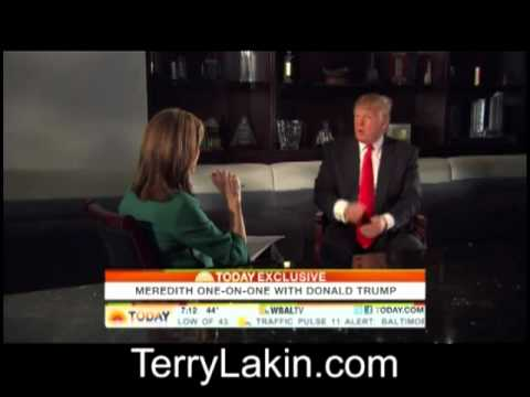 Donald Trump: April 7, 2011 on the Today Show