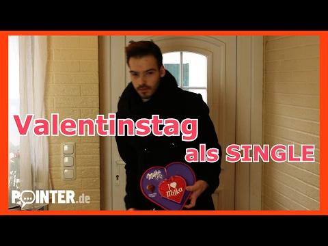 Patrick vloggt - Der Valentinstag als Single