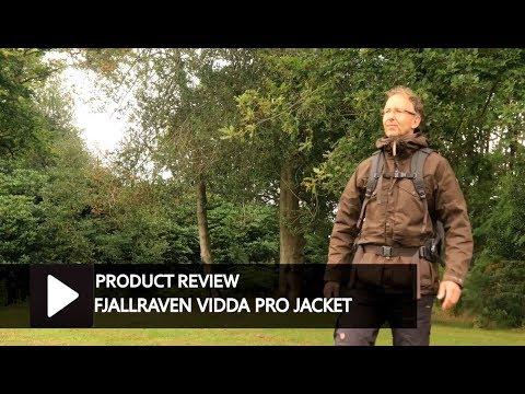 FJALLRAVEN Mens Vidda Pro Jacket M