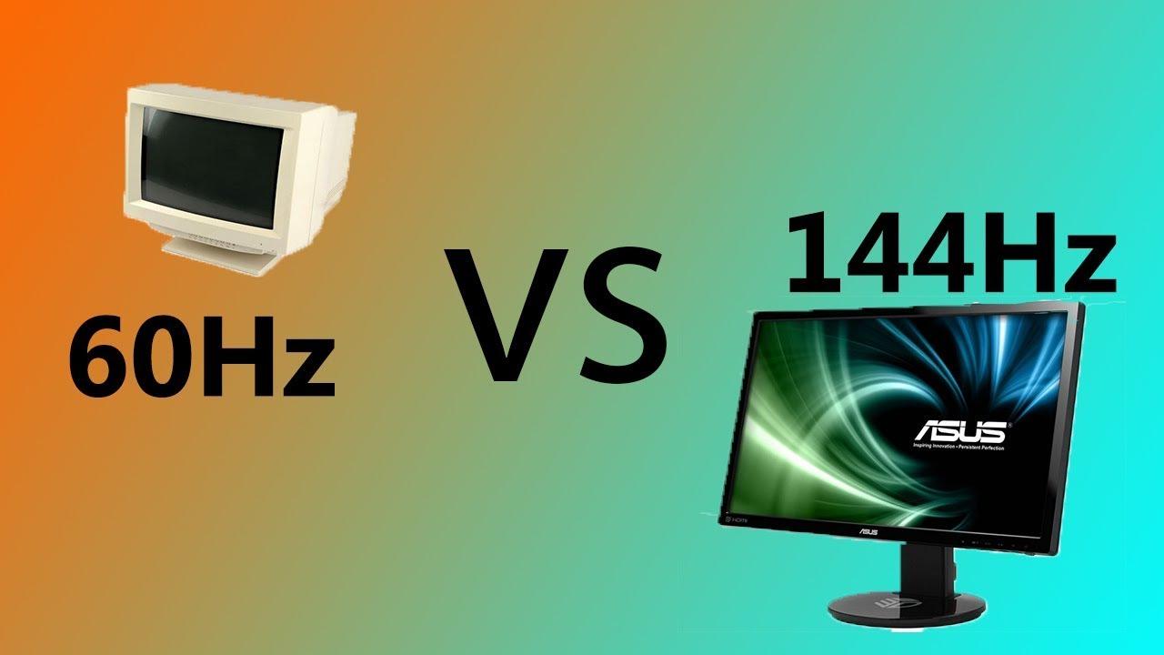 120Hz vs 75Hz monitor (120 fps vs 72 fps test)