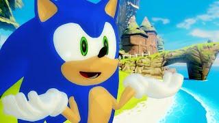 Sonic in Wind Waker?