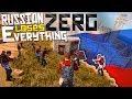 Server Gets REVENGE After Russian Zerg Offline Raids EVERYONE   RUST