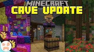 THIS is the CAVE UPDATE WE NEEDED! | Minecraft 1.14 Cave Biomes