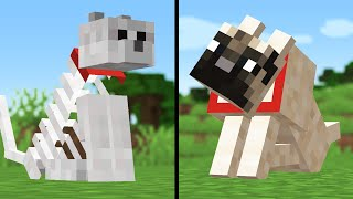 10 Pet Updates Minecraft NEEDS to add