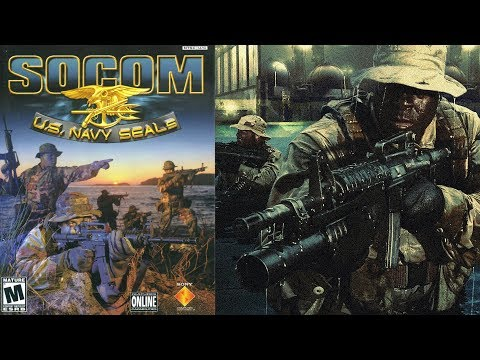2018 AND THIS GAME IS STILL AMAZING![SOCOM US NAVY SEALS][PS2]