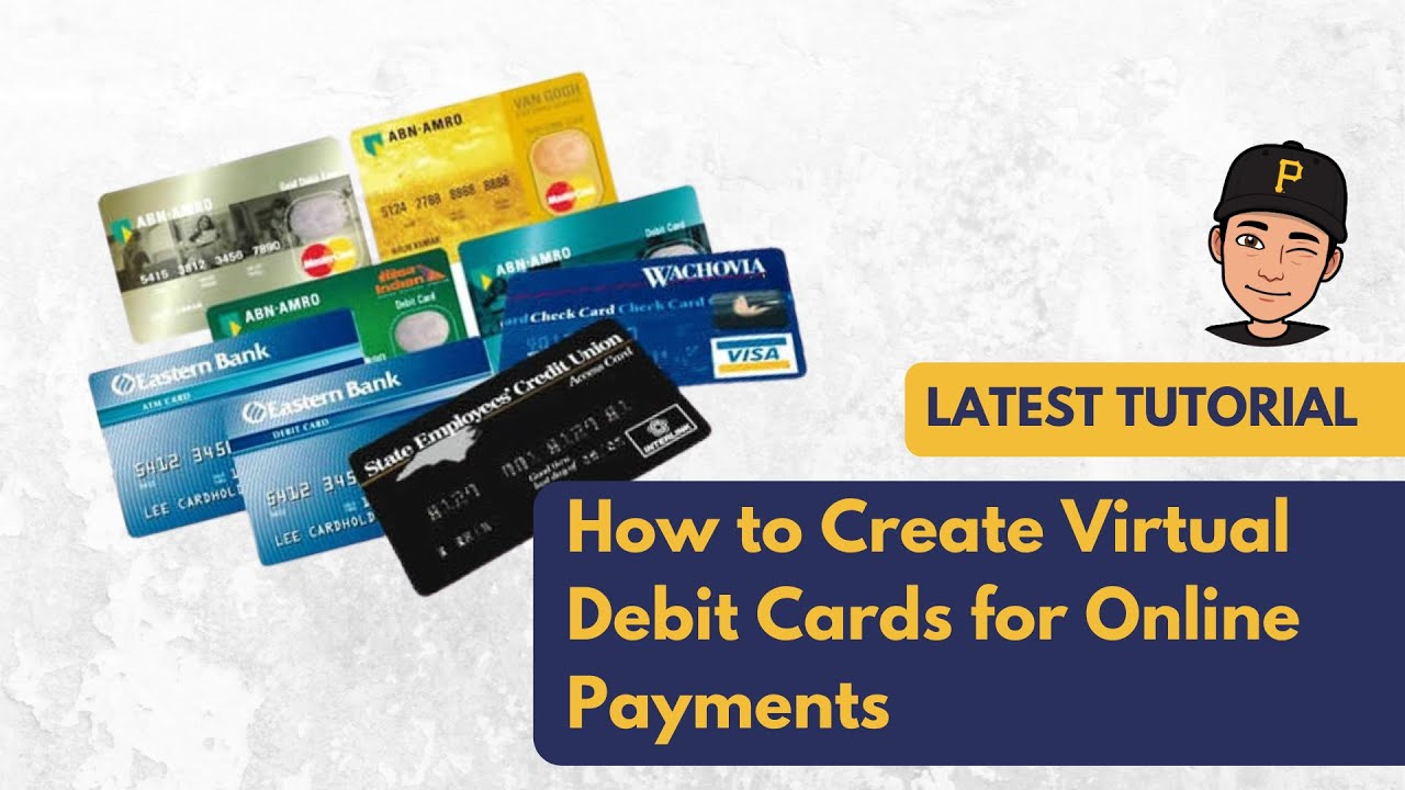 3 Best Websites to Create Virtual Debit Cards for Online Payments