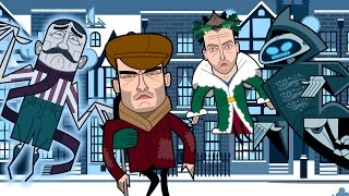 The surprising history of Boxing Day football | A Christmas Carroll