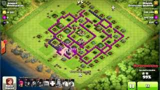 Clash of Clans Loot Angriffe #7 Ger [HD] (Song:Tobu - Hope [NCS Release])