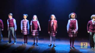 "Extended Clips From ""School of Rock – The Musical,"" Bringing High Octane Rock"