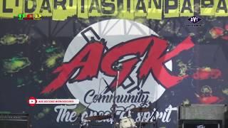 """CEK SOUND BCD Live AGK Community """"Solidaritas Tanpa Batas"""" 2018"""