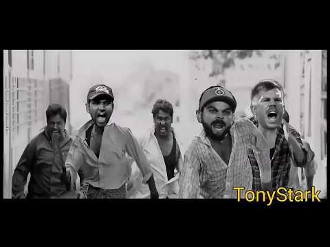 Dhoni as Thala Ajith in Veeram   Chennai...