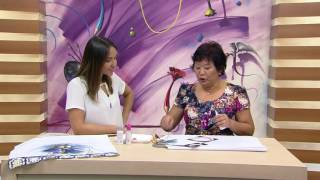 Pintura em tecido de sacaria – Julia Passerani P1
