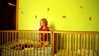 Baby Escapes Unsafe Ikea Crib