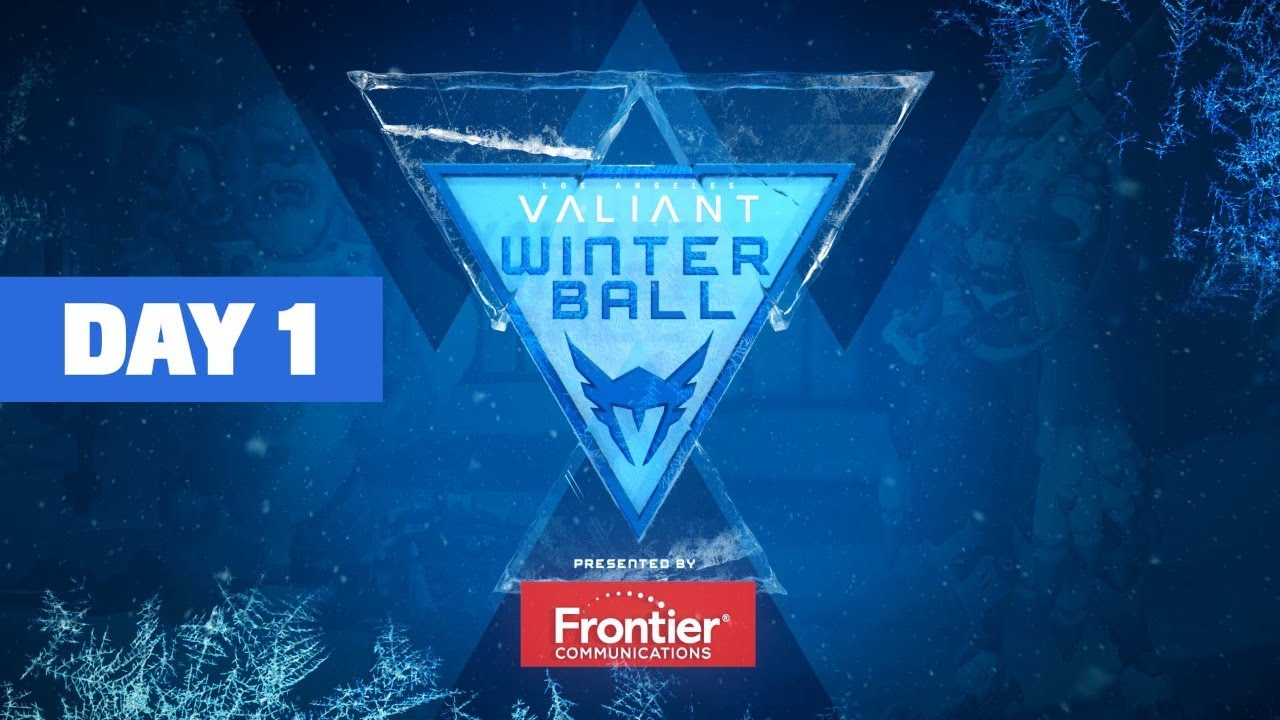 Valiant Winter Ball presented by Frontier Communications | DAY 1
