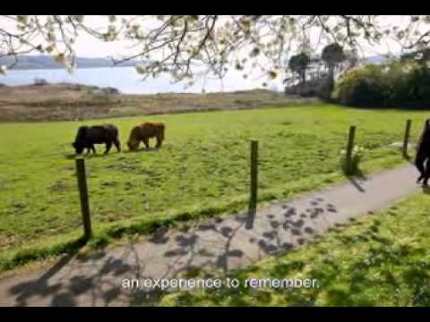 Luxury 3 Star Hotel and Restaurant, Loch Melfort Hotel, Oban, Scotland