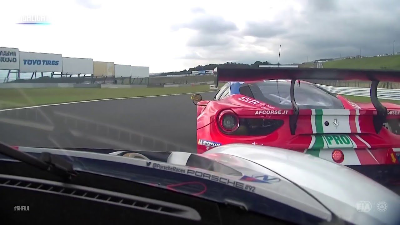 FIA WEC: 6 Hours of Fuji - Hour 1 highlights