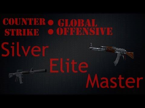 Cs:go-Solo Queue (Silver elite)