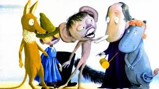 Муми-тролль и шляпа волшебника. Озвученный диафильм для детей