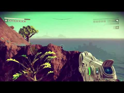 NMS part 62 the center on Paradise planet